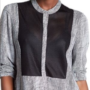 The Kooples Button Up Blouse